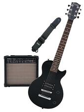 Supercooles E-Gitarren SET für Kinder (6-12 Jahre) + Gitarrencombo, Gurt & Kabel