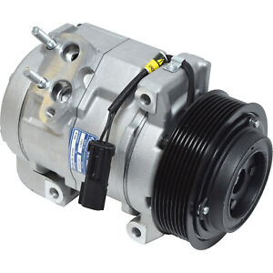 New A/C AC Compressor for 2010-2020 Ram 2500 3500 (6.7L diesel)