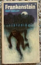 VINTAGE 1965 ~ FRANKENSTEIN ~ MARY SHELLEY ~ EC PB SIGNET CLASSIC FIRST PRINTING