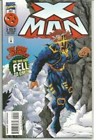 X-Man #5 : July 1995 : Marvel Comics.