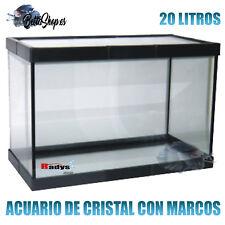 RADYS 20L Acuarios Peceras de Cristal - Transparente