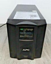 APC Smart-UPS SMT1500I Digital Screen Interactive UPS - No battery included.