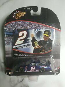 Winners Circle 1/64 NASCAR - #2 Rusty Wallace-Miller Lite Martinsville 4/18/2004