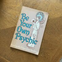 Be Your Own Psychic (1973) Edgar Cayce Foundation • Very RARE 1st Edition 070
