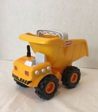 """My First Buddy Buddy L Dump Truck With Lights Sounds  2002 9"""" L 6"""" T"""