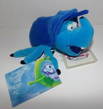 "A Bug's Life Dim Mini Bean Bag Plush 7"" Disney Store - New With Tags NWT"
