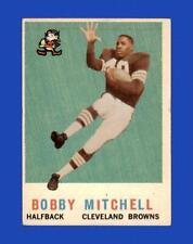 1959 Topps Set Break #140 Bobby Mitchell VG-VGEX *GMCARDS*