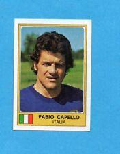 EUROFOOTBALL 76/77-PANINI-Figurina n.148- CAPELLO -ITALIA-Recuperata