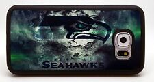 SEATTLE SEAHAWKS NFL PHONE CASE FOR SAMSUNG NOTE 3457 GALAXY S3 S4 S5 S6 S7 EDGE