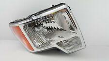 2009-2014 Ford F150 Headlight Right Passenger Side Halogen Headlight OEM