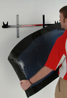 Roof Storage Rack for C6 Corvette Top Panel Wall Mount USA New Powdercoated