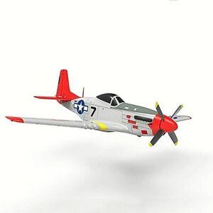 Volantex RC 768-1 Mustang P51D 750mm Wingspan EPO Warbird RC Airplane RTF