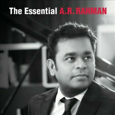 "A.R. Rahman – The Essential A.R. Rahman [New & Sealed] 12"" Vinyl"