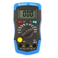 DM6013L Digital Capacitor Tester Capacitance Meter With LCD Date Backlight S6N8