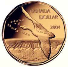 2004 Canada Specimen Loonie Dollar- Flying Goose