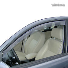 Clear Windabweiser vorne VW Touareg 5-door 01/2003-