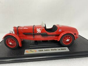 1/18 Signature Models 1934 Aston Martin LeMans   Part # 18121