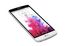 LG G3 D850 32GB Silk White 4G LTE AT&T Unlocked Android Smartphone GSM *