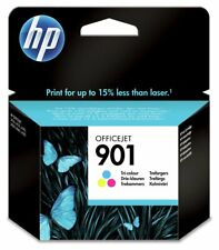 HP 901 XL High Yield Original Ink Cartridges - Black & Colour