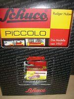 """Schuco Piccolo jeu """" Sammlerkatalog 2000 """" 01663"""