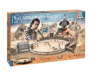 Italeri 6196 Gladiators Fight 'Ludus Gladitorius' 1/72 Scale Battle Set