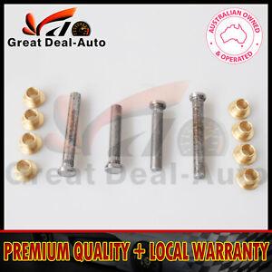 Fit Nissan PATROL GQ Y60 Door Hinge Pins & Brash Bushing Bush Repair Kit