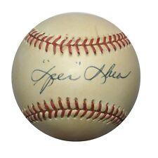 Spec Shea Psa/dna Signed American League Baseball Authentic Autograph