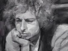"""""""Dylan"""" Giclée print on canvas - Scott Waters"""