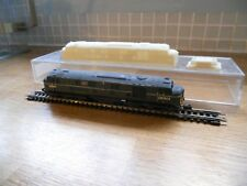 N Gauge, LMS/BR 10000/1 DIESEL BODY SHELL, suit Farish chassis.