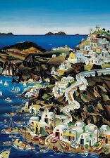 1000Piece Jigsaw Puzzle Armeni Santorini Hobby Gift Home Decoration DIY