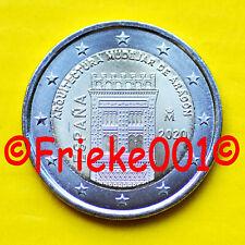 Spanje - Espagne - 2 euro 2020 comm.(Aragon)