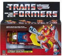 Transformers G1 HOT ROD Vintage 2018 Reissue Walmart Exclusive Nice Clean Box