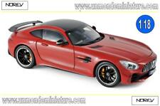Mercedes-AMG GT R 2018 Red  NOREV  - NO 183452 - Echelle 1/18