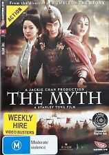The Myth - Jackie Chan Production (DVD, 2007) Region 4 - Rare - 2 discs