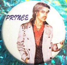 Pin & FREE PRINCE Controversy Tour the Summit, Houston TX, Dec 9, 1981 RARE DVD