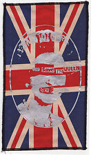 UNION JACK SEX PISTOLS GOD SAVE THE QUEEN GSTQ ORIGINAL PUNK ROCK 1977 PATCH