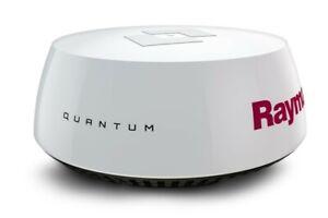 RAYMARINE Q24W Quantum CHIRP Pulse Compression WiFi-Only Radome w/10M Power Cabl