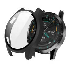 Coque Pour Huawei Watch GT 2 (46mm / GT2) + Housse Protection écran (Noir)