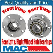100% New Rear Left and Right Wheel Hub Bearings for Volkswagen Jetta 1999-2005