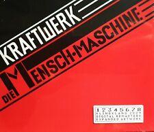 KRAFTWERK DIE MENSCH MASCHINE--- CD REMASTERED🔴SUNG IN GERMAN