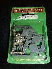 Warhammer Orcs & Goblins Savage Orc Boarboyz w/ Spear © 1997 gw8545e