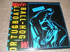 Mike Watt LP Dr. Tugboat?  SEALED BLUE VINYL