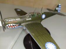 P-40 Warhawk 1:72 DIECAST US AIR FORCE PEARL HARBOR ALTAYA IXO