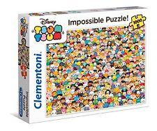 Clementoni - 39363.3 Tsum impossible Puzzle