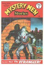 Mystery Men Stories #1 ~ The Strangler ~ Bob Burden Nm