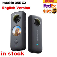 New Insta360 ONE X2 FlowState Stabilization Panoramic Action Camera 5.7K 30fps