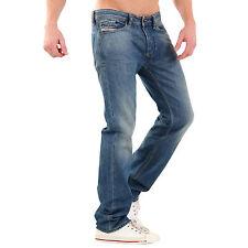 New DIESEL men's Jeans W27 L34  VIKER 0806S  Regular Straight  Fit   Blue herren
