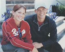 JAMIE SALE & DAVID PELLETIER Signed 8 x 10 Photo Autograph w/ COA AUTO Olympics