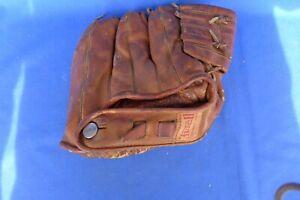 Vintage Leather HUTCH Baseball Mitt - Al Rosen Model