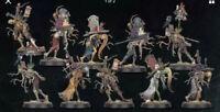 Warhammer Quest Cursed City NoS 10 x Deadwalker Zombies Monsters D&D